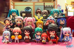 Nendoroid Gathering by nendonesia