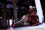 Haseo Beast Form Hack//G.U by Echow88
