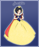 Snow White Cinderellabration by mollay