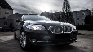 BMW Front Shot by ia7