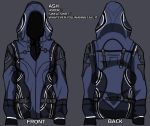 ash hoodie - give me your input! by lupodirosso