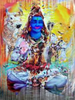 Lord Shiva by Valleysequence