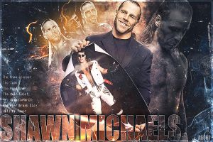 Shawn Michaels by Andrea6661