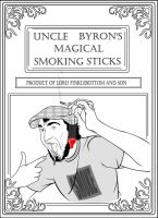 Uncle Byron's Magical Smokes by Avlo-Jack