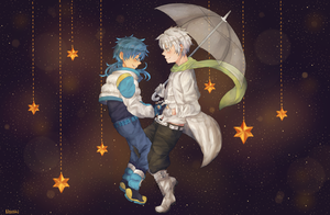 DMMD- You are my shining star by nooshi-beans