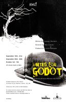 'Waiting for Godot' Poster by Tora-Michelle