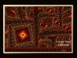 Fractal Mind Calendar by Fiery-Fire