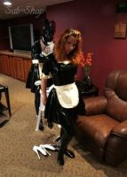 Getting ready by bound-nicole-babe78