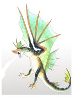Plesioth by macawnivore