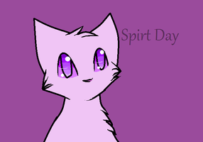 Spirt Day by mudnoseandleafstorm