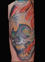 new skull by exilink