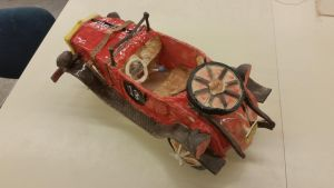 ceramic project ( my race car ) finished 3 by ownerfate
