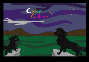 Color Codez Cover Page by Aevaln