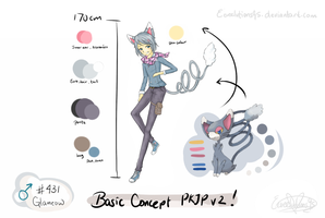 Basic Concept Cameron Pkjpv2 by Eeveelutions95