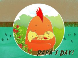 Happy Father's Day by rhythmicStars