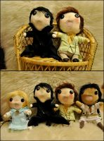 Selroy - Plushies by M-I-D-S