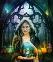 The Alchemist by JenaDellaGrottaglia