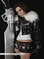 SQUALL, Final Fantasy by patycosplay