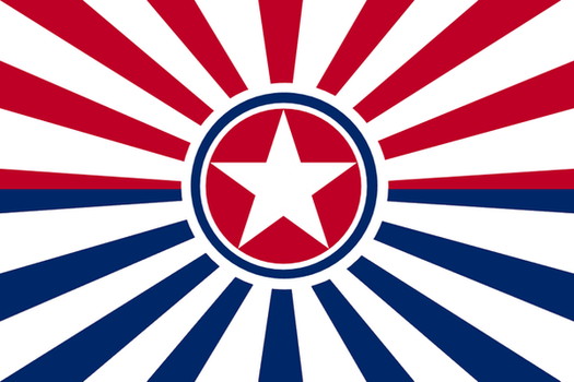 America-Occupied by Japan by ColumbianSFR