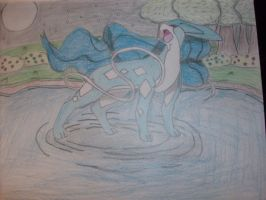 Suicune for ArtemisHunter1992 by JolteonKing217