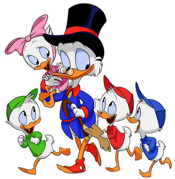 DuckTales by kiki-kit