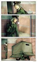 Tactical Stalking Action - MGS by metalgearsolidfans