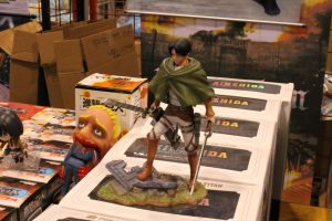 Attack on Titan Figure by MizzNeon