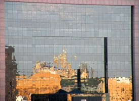 Capitol Reflection #2 by thrikreed