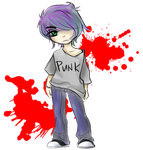 Punk that Cheeb by Craytato