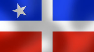 First Puerto Ricain flag by AY-Deezy