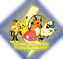 Team Pikachu by DJAMJR805