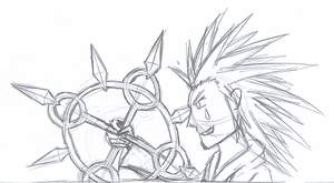 WIP - Axel by Tailic