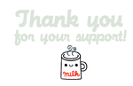 Thank you! by coffishop