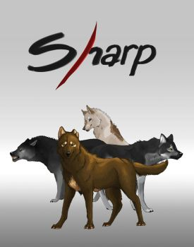 Sharp Cover by Indybreeze