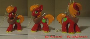 MLP: FIM Custom Big Macintosh by LadyDraconic