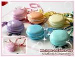 Macaron Necklaces big by Fluffntuff