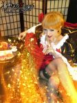 Umineko Cosplay: Let the Next Round Begin by Redustrial-Ruin