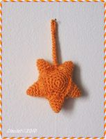 Amigurumi star free pattern by Cinciut