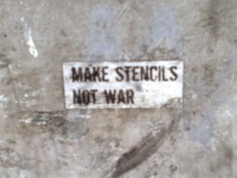 Make Stencil by Falcoholism