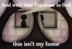 :VC: This Isn't My Home by GlassFeline