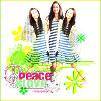 peace and love by cyruscrazystyle