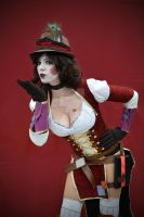 Tiny Tinas Moxxi by NiKcKu