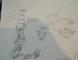 Paniquar and Pescuo by Echorus