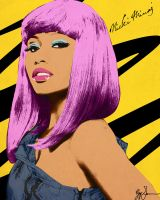 Nicki Minaj by LeisureLarry990