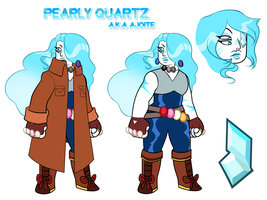 Pearly Quartz by MsMannie