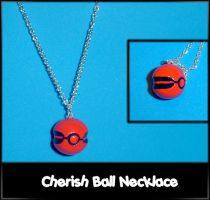 Cherish Ball Necklace Charm by YellerCrakka