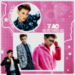 Pack Png 011 // Tao (EXO). by xAsianPhotopacks