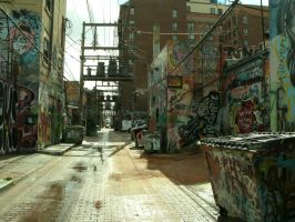 Art Alley 2 by xMushixMux