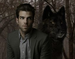Zachary is the bad Lycan by TeaForOne