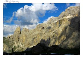 The Dolomites 3 by ShlomitMessica